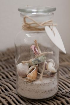 Money gift with shells and sand Diy Birthday, Birthday Gifts, Don D'argent, Shells And Sand, Money Games, Seashell Crafts, Graduation Gifts, Creative Gifts, Little Gifts
