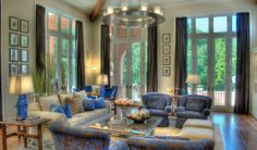 Old-school glamor from Austin interior designer Donna Stockton Hicks.