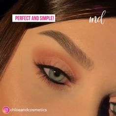 Eye makeup looks for any occasion! From green shimmery hues to the most simple ones! How To Do Winged Eyeliner, Eyeliner Tape, Eyeliner For Hooded Eyes, Winged Eyeliner Tutorial, Eyeliner Looks, No Eyeliner Makeup, Eyeshadow, Eyeliner Designs, Eyeliner For Beginners