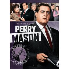 Perry Mason, didn't watch much.