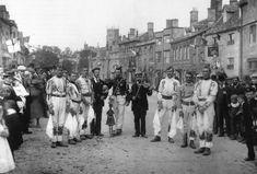 Chipping Camden Morris Men - 1896