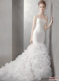 Wedding dresses 2013 .