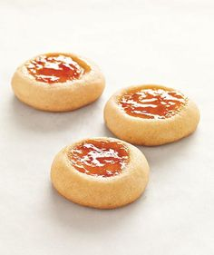 Jam Thumbprints | Our collection of time-tested favorite cookies will satisfy anyone's sweet tooth.
