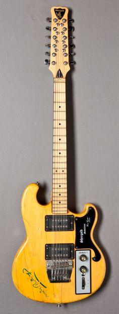 Mike Rutherford (Genesis) Guitar