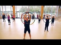 Powerhoop Workout - Fitness Classes