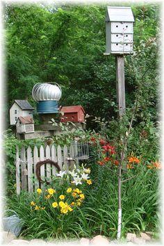 Meeting Jeanne Sammons | Flea Market Gardening