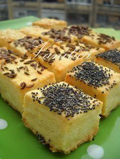 Kiflice Recipe, Baking Recipes, Dessert Recipes, Bread Dough Recipe, Serbian Recipes, Sandwich Cake, Breakfast Pastries, Food Decoration, Special Recipes
