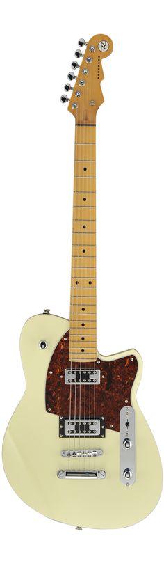 Reverend Guitars Flatroc Cream