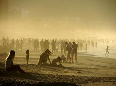 Sunset in the beach ii Photo by Lauro Winck — National Geographic Your Shot