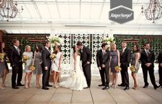 Sam Houston Hotel Wedding