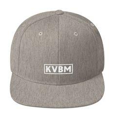 KVBM Snapback Hat