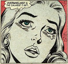 """15 Vintage Comics That Will Fill You With Existential Dread - Funny memes that """"GET IT"""" and want you to too. Get the latest funniest memes and keep up what is going on in the meme-o-sphere. Vintage Humor, Vintage Comics, Comic Kunst, Comic Art, Comic Books, Love Story Comics, Vintage Pop Art, Romance Comics, Comic Panels"""