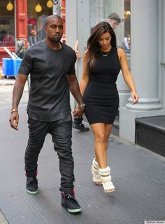 Is Kanye West Begging His Hollywood Connects To Accept Kim Kardashian?    1      1