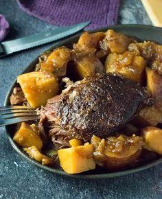 French Onion Pot Roast