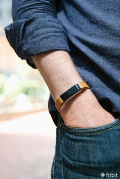 Leather just got even better. Reach your style goals with the new camel leather accessory band for Fitbit Alta. Leather Accessories, Accessories Shop, Fitness Wristband, Fitbit Alta, Stay Fit, Camel, Your Style, Healthy Living, Gadgets