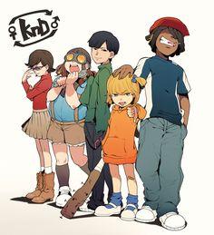 Resultado de imagen para knd los chicos del barrio 1 y lezzi