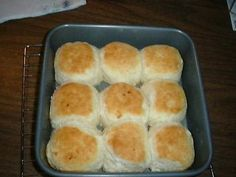 Hot, fluffy, golden buttermilk biscuits. What else is there to say?