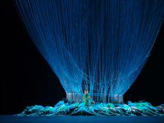 Music, Dance, Adventure by Didzis Jaunzems Architecture via Frameweb.com