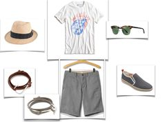 festival wear, men and women, stay cool, fashion, stylish http://stylebriefs.com/2015/07/17/two-for-the-price-of-one/