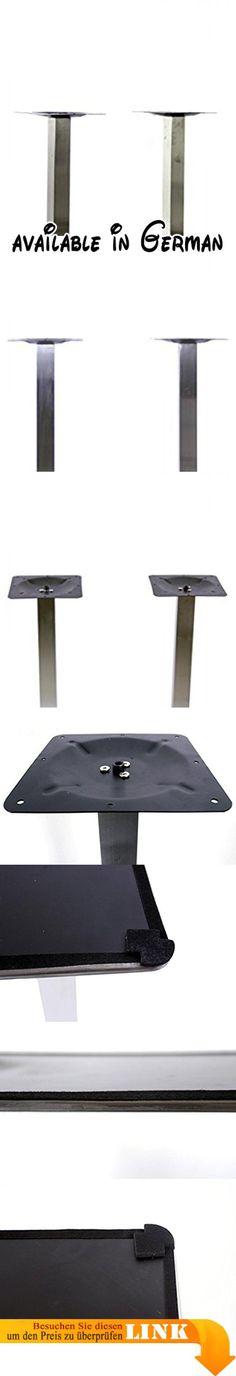 B00UWKHIMQ  Küchenschrank Seamus 12 120x181x44 cm weiß schwarz - küchenschrank griffe edelstahl