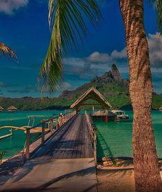 Bora Bora , Le Meridien Hotel