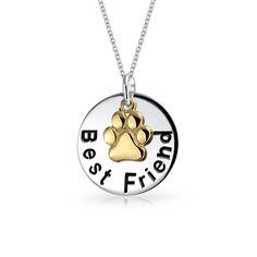 Barking BFF Necklace