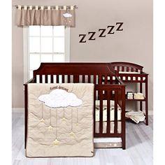 Trend Lab Sweet Dreams 3-pc. Crib Bedding Set