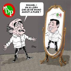 Il peggior incubo di #PierluigiBersani... #PD #Renzi #Bersani