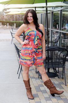Print KILEY Dress I Kelly's Closet Boutique  #raidkellyscloset