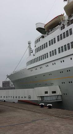 SS Rotterdam, het voormalige vlaggeschip van de Holland-Amerika lijn