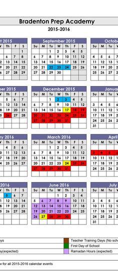 2016 monthly calendar vertical organization pinterest happy