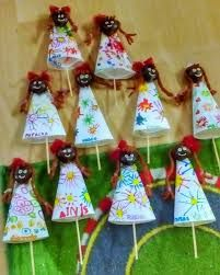 Imagen relacionada Paper Crafts For Kids, Diy And Crafts, Arts And Crafts, Fun Activities To Do, Autumn Activities, Kindergarten Christmas Crafts, Clear Ornaments, Fish Print, Fall Crafts