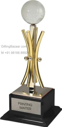 Crystal Awards | Metal Trophies | Personalized gifts | Medals | Acrylic trophies | Shields