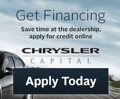 auto financing and loans from ward Chrysler