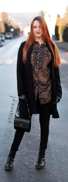 OTIANNA www.otianna.pl #lookbook #look #otianna #coat #style #lolobu