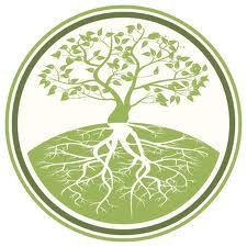 Logo Arbre dans la savane (Kalahari): Télécharger Arbre dans la savane