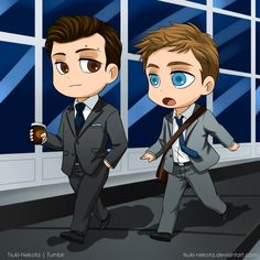 Suits - Harvey Specter x Mike Ross - Marvey
