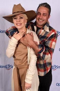 Pin for Later: Lady Gaga und Taylor Kinney sind einmal mehr die Definition von #RelationshipGoals
