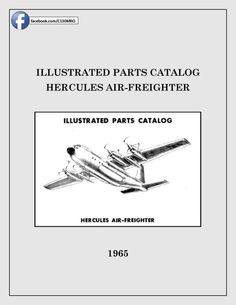 29 best c 130 ebooks images on pinterest c 130 aircraft and airplane illustrated parts catalog hercules air freighter 1965 fandeluxe Choice Image