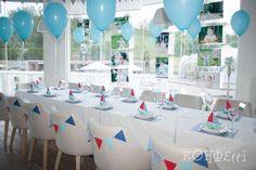 Nautical Birthday Party Ideas   Photo 1 of 18