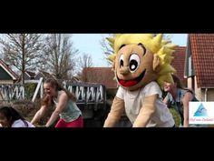 """Hokey Cokey """"Gooi het er maar uit"""" Minidisco Vakantiepark Hof van Zeeland - YouTube"""