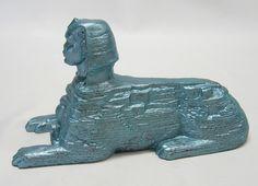 turquoise sphinx