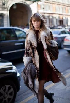 Abbey Lee Kershaw, street style