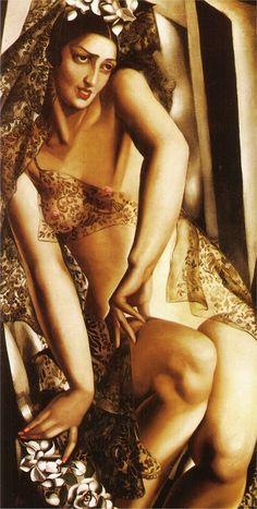Tamara de Lempicka, Nana de Herrera (1928). Photo: artnet