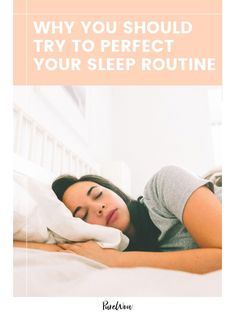 Here's why you should work on overhauling your sleep routine, plus some products that can help you along the way. #sleep #sleeproutine #sleephygiene How To Fall Asleep Quickly, Best Humidifier, Sleep Medicine, Sleep Studies, Weighted Blanket, Sleep Deprivation, Go To Sleep, Feeling Happy, Immune System