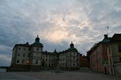 Wrangel Palace in Stockholm, Sweden