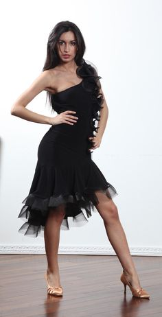 Victoria Blitz Latin Dress LA009