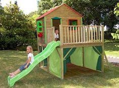 50 Kids Playhouses