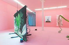 Image Descriptions, Ecole Art, Exhibition Display, Lavender Scent, Medium Art, Installation Art, Art Direction, Art Drawings, Presentation
