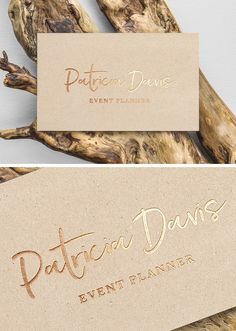 Make your business card more impressive and outstanding with this Gold Foil Free Business Card MockUp. The PSD file includes smart objects that allow you to customize the mock-up and obtain a flawless result in just minutes. Surely it will give your business card a polished, refined look.